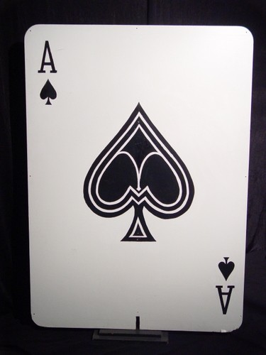 Big Ace of Spades