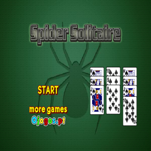 Spider Solitaire 1 Suit - Easy